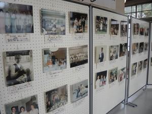 記念館内の展示②