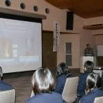 JAMSTEC 木川栄一さんによる特別講義
